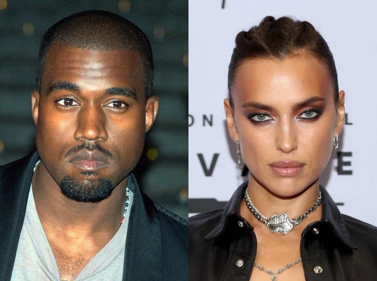 Famosos: Irina Shayk e Kanye West juntos em viagem romântica