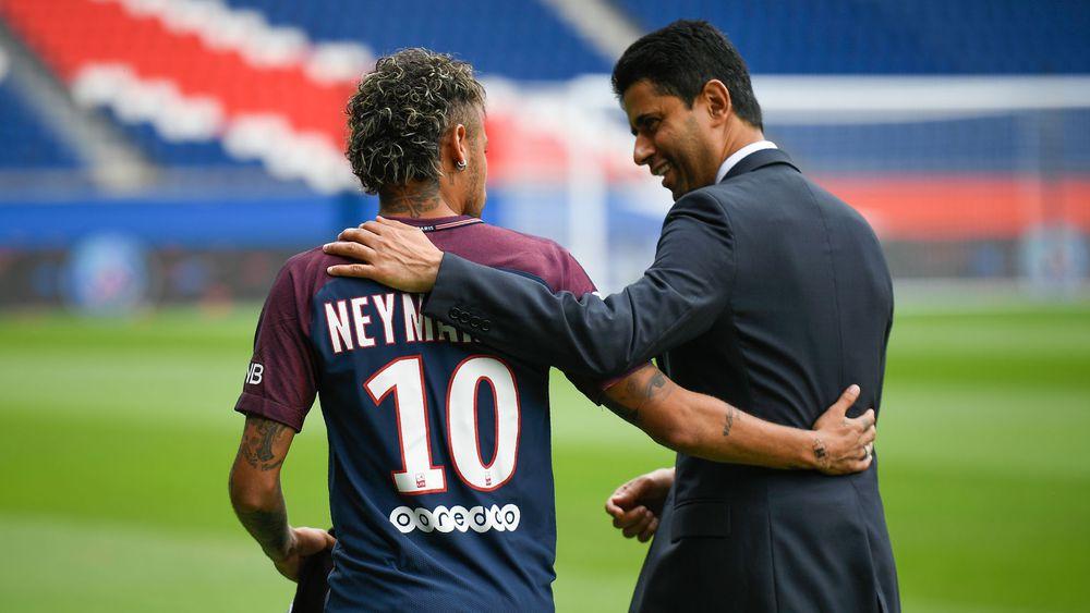 PSG: Revelação de Nasser Al-Khelaifi sobre Neymar que provoca o Barcelona