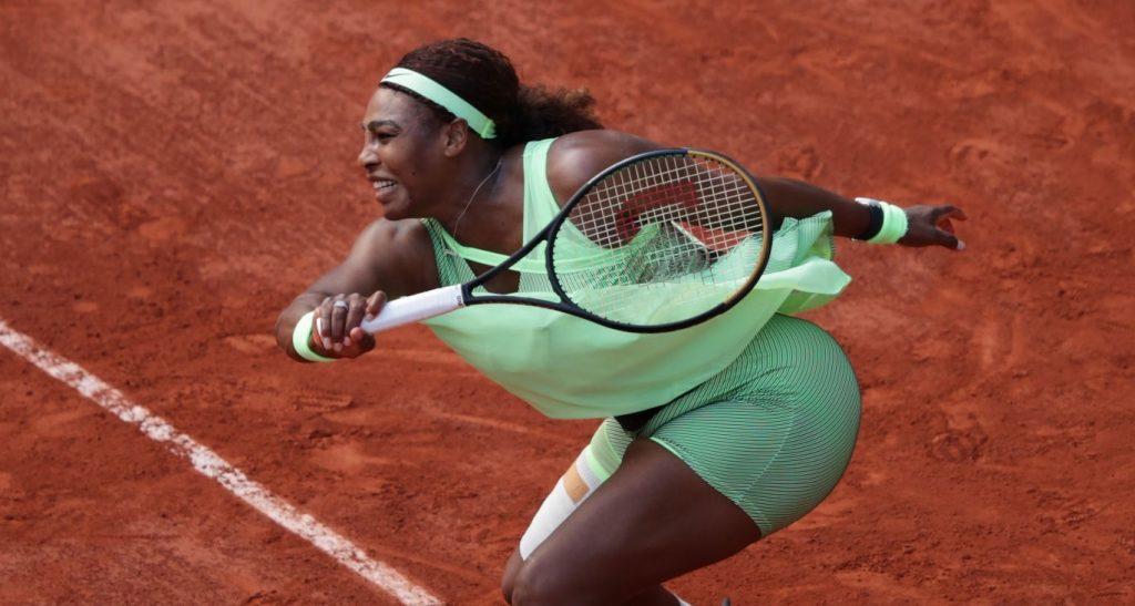 Roland Garros: Serena Williams eliminada nos oitavos de final de Roland Garros