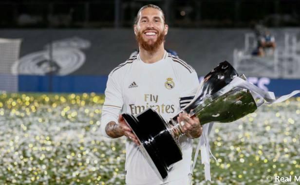 Real Madrid confirma saída de Sergio Ramos