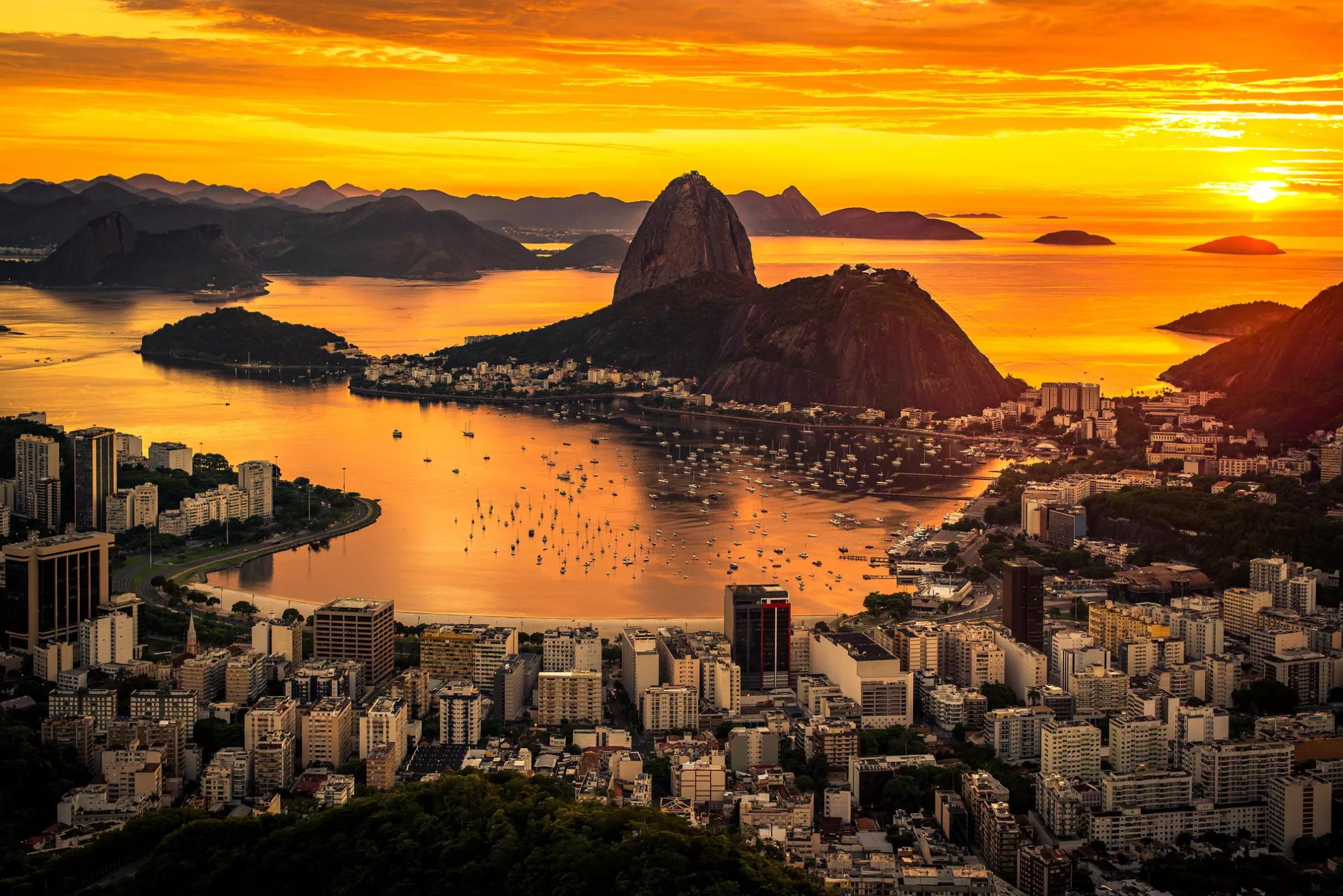 Momentos contemplativos, 15 locais onde o pôr do sol tem mais encanto