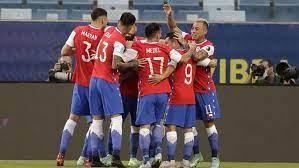 Desporto: No Chile falam em escândalo na seleção: seis jogadores terão feito uma festa sexual