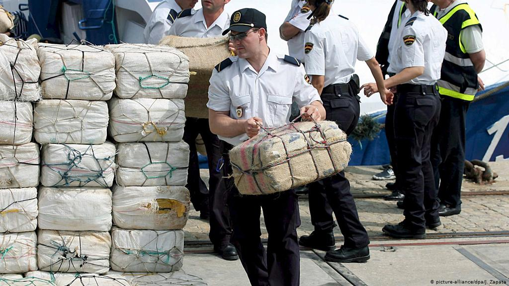 EUA: Um importante centro internacional de cocaína e lavagem de dinheiro desmantelado