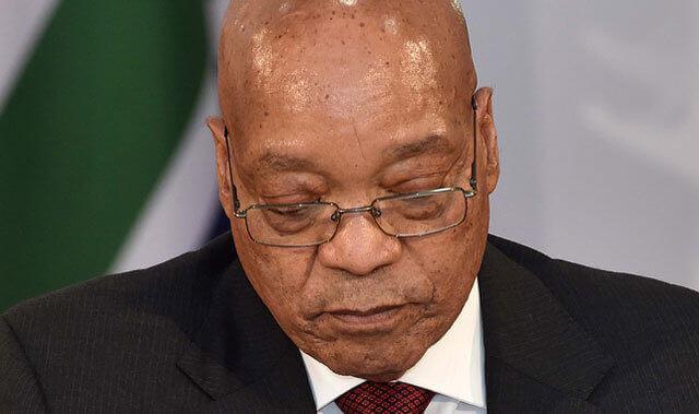 África do Sul: O campo Zuma rejeita a condenação do ex-presidente