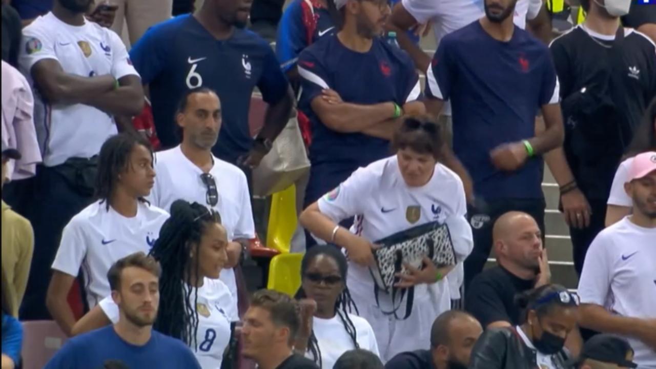 Euro2020: Mãe de Rabiot envolve-se em discussão acesa com família de Pogba e Mbappé