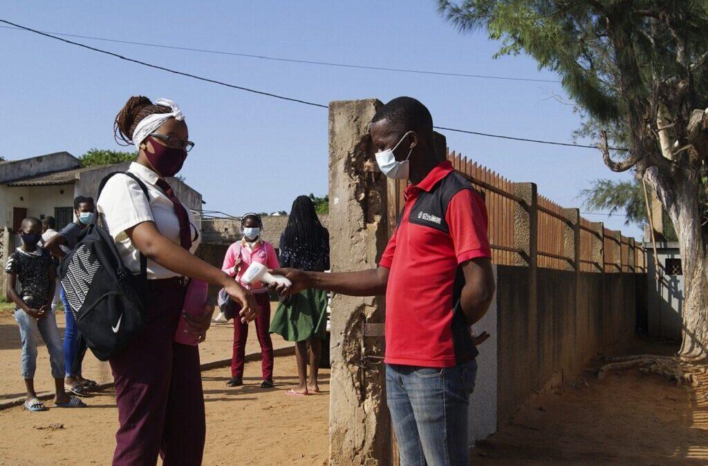 Moçambique: Mais 19 mortos e 2.290 novos infetados