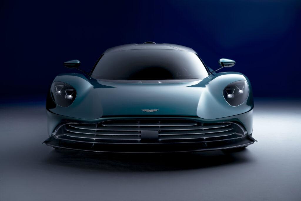 Auto: Aston Martin Valhalla, o novo hipercarro híbrido plug-in com 950 cv