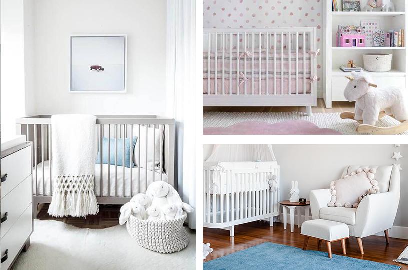 Decoração: Como decorar um quarto de bebé? Saiba as 5 dicas essenciais