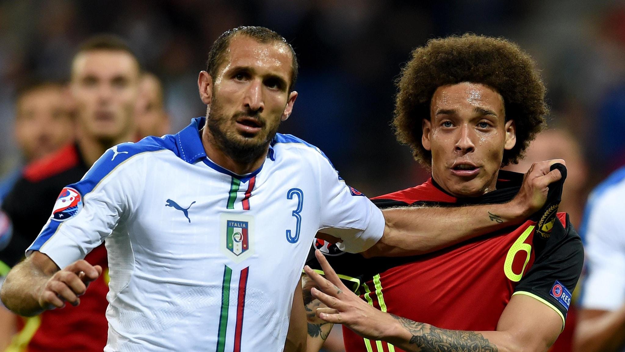 Euro2020: Itália vence Bélgica por 2-1 e joga com a Espanha na primeira meia-final do Europeu