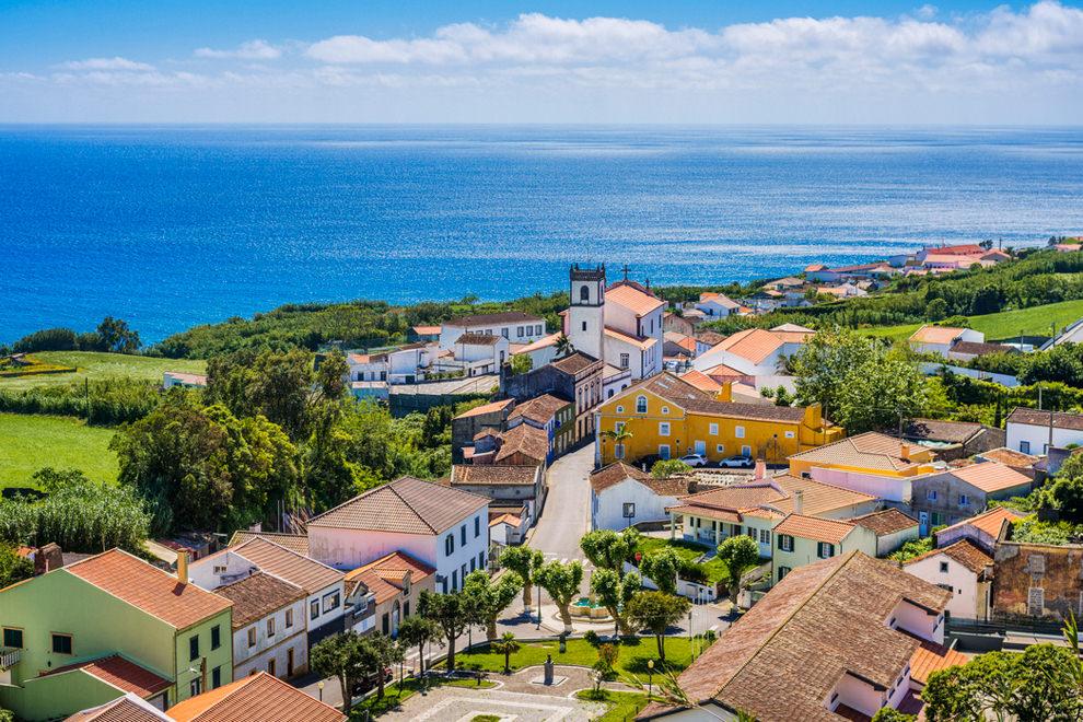 Viagens: Ilha de S. Miguel, a maior do Arquipélago dos Açores