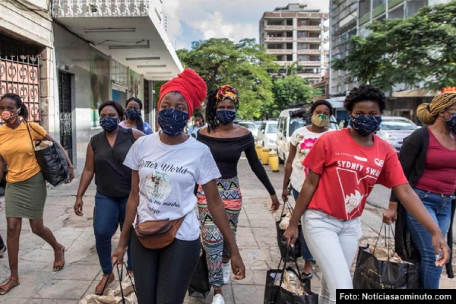 Moçambique: Mais 24 óbitos e 2.025 novas infeções