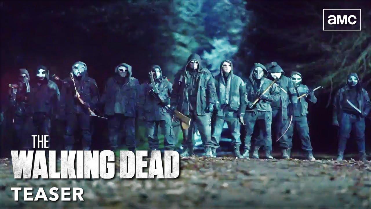 The Walking Dead: Primeiro trailer para Temporada 11A