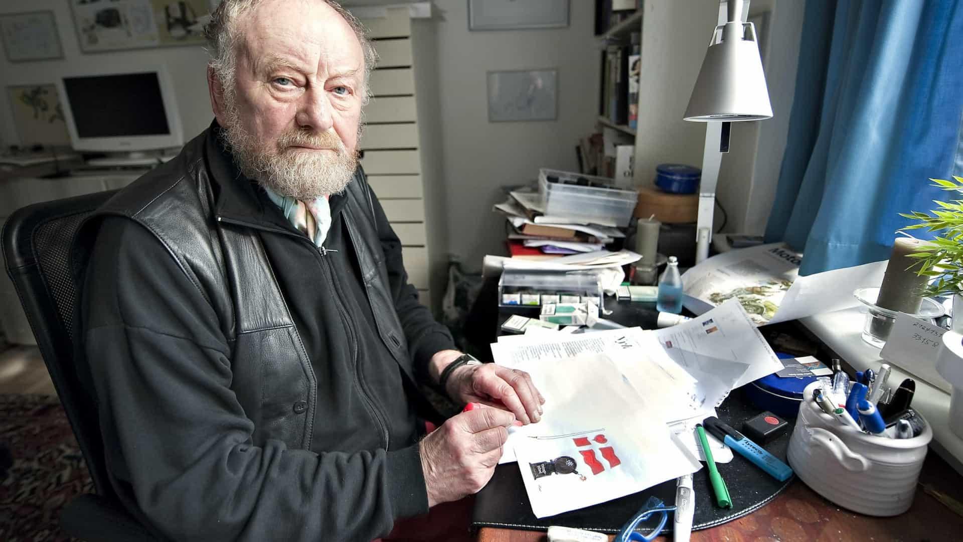 Europa: Morre Kurt Westergaard, autor de cartum de Maomé no Charlie Hebdo, aos 86