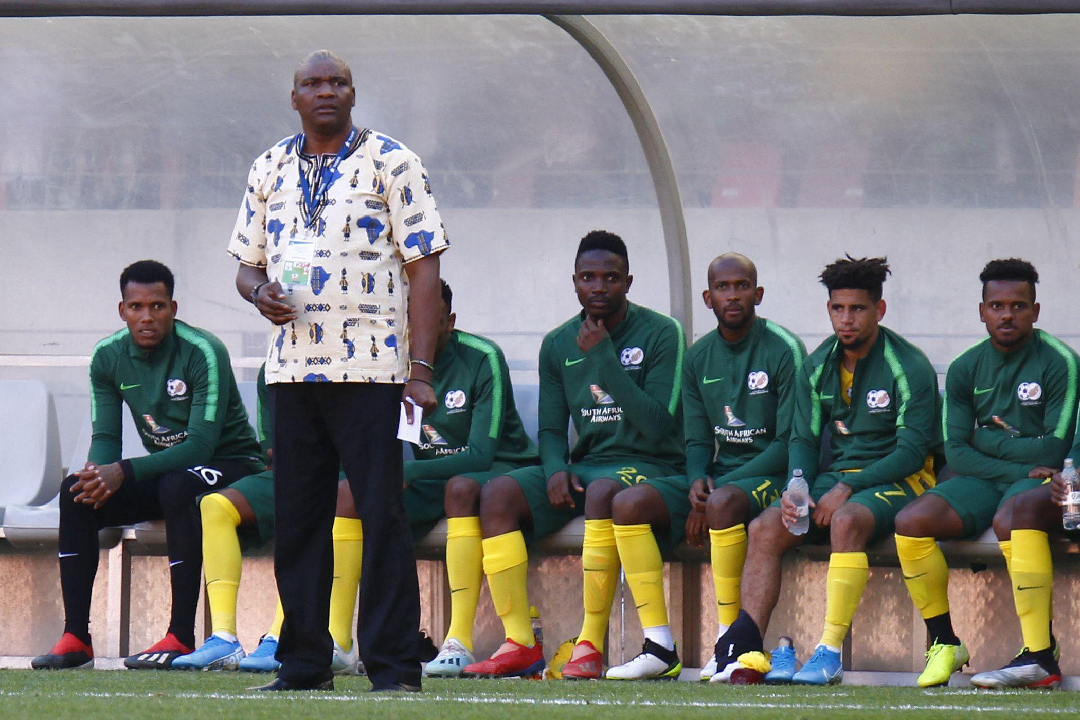 Tóquio2020. Dois futebolistas sul-africanos testam positivo à covid-19