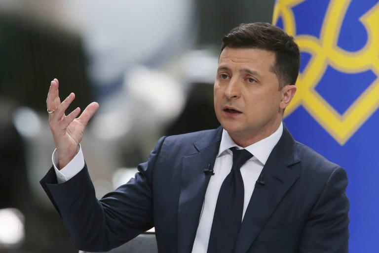 """Europa: Líder da Ucrânia anuncia """"contagem decrescente"""" para desocupação da Crimeia"""
