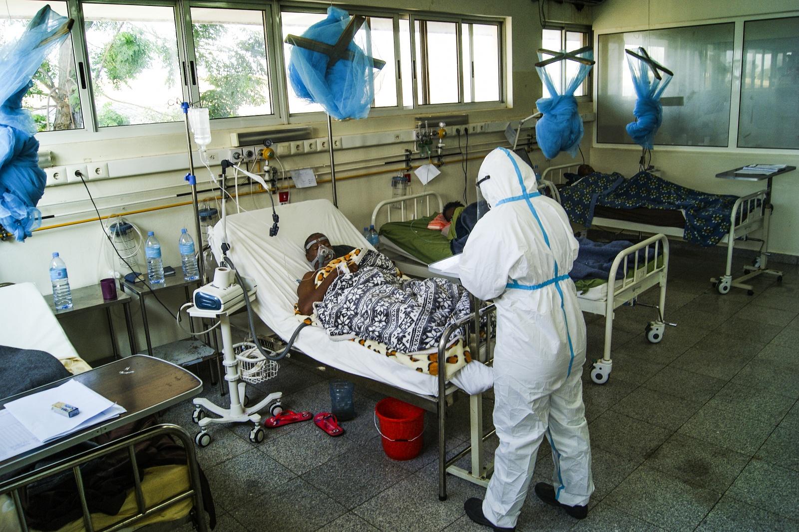 Moçambique: Mais 13 óbitos e 653 infetados