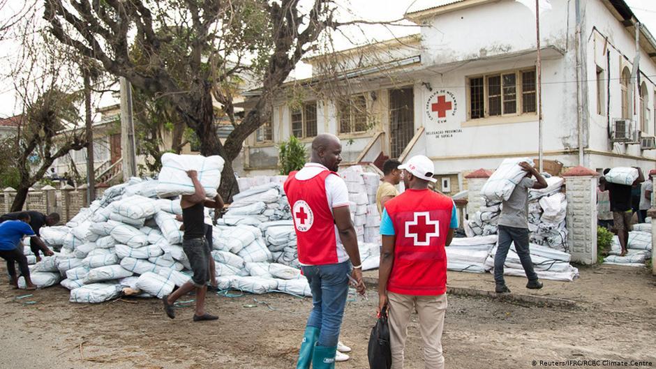 Moçambique quer introduzir 'drones' na assistência humanitária