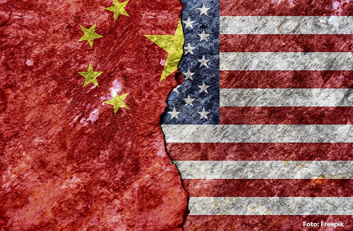 Mundo: EUA e China trocam acusações