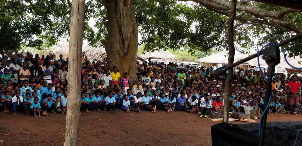 Moçambique: Deslocados de Cabo Delgado têm transtornos psicológicos acumulados