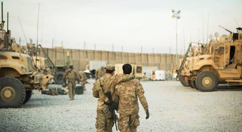 EUA/Afeganistão: EUA deixa Afeganistão e encerra sua mais longa guerra