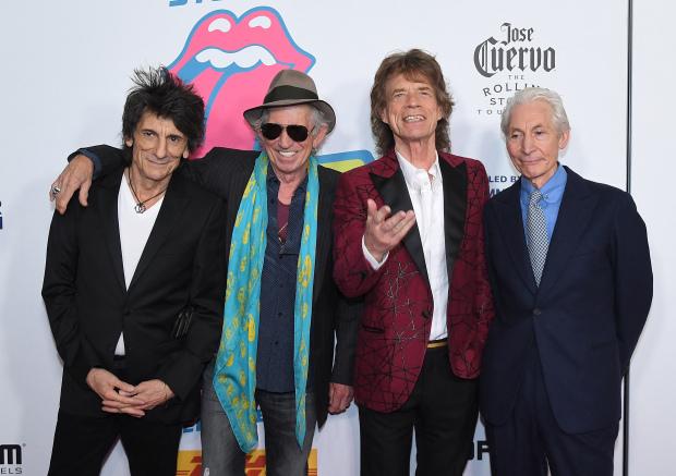 Famosos: Morreu Charlie Watts, baterista dos Rolling Stones