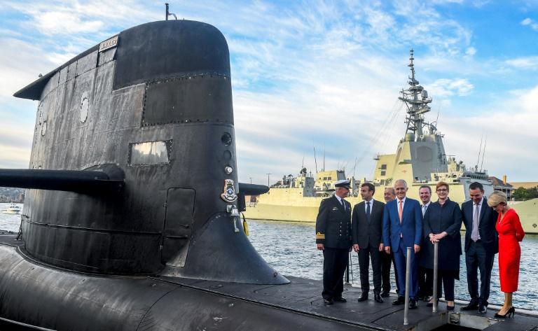Mundo: Crise diplomática entre Washington, Camberra e Paris após o cancelamento do contrato de submarino francês