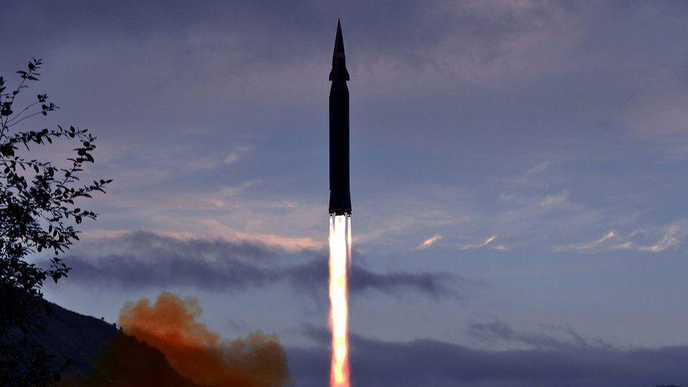 Ásia: Coreia do Norte diz ter disparado novo 'míssil hipersónico'