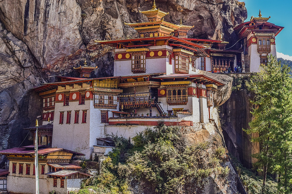 Viagem: A chave para a felicidade do Butão