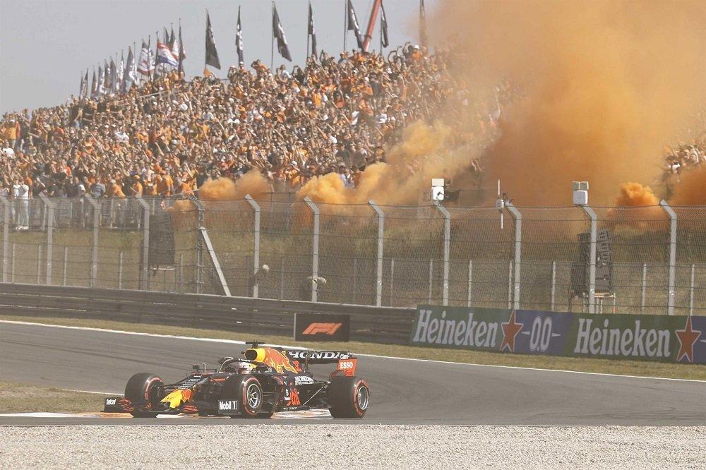 Formula 1: Max Verstappen levou os fãs holandeses à loucura