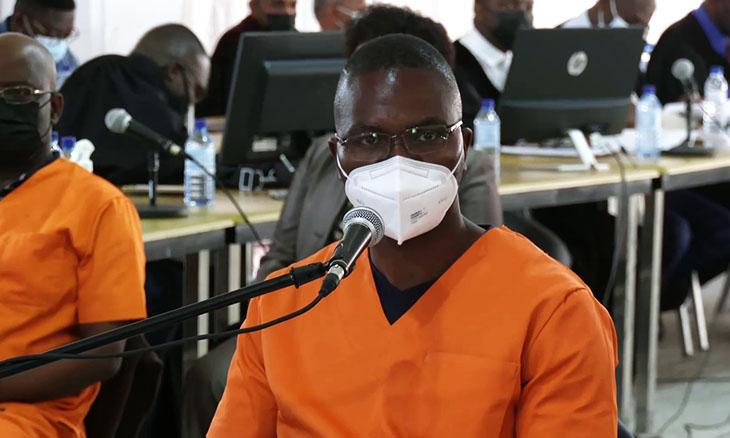"""Moçambique: """"Recebi dinheiro da Privinvest. Se é do povo moçambicano, isso eu não sei"""", Fabião Mabunda"""