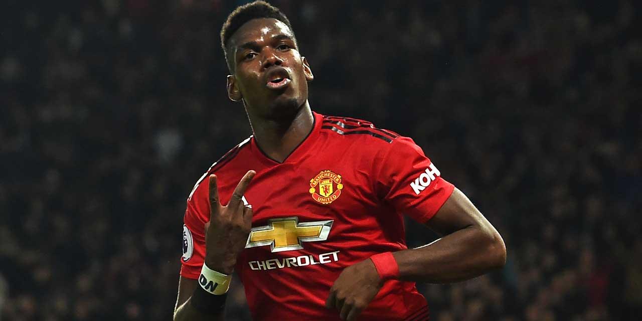 Famosos: Paul Pogba, do Manchester United, está prestes a tornar-se o jogador mais bem pago da Inglaterra com quase 500.000 euros por semana