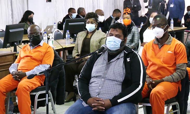 Moçambique: O arguido Khessaujee Pulchand admite que abriu conta para drenar 359 milhões de meticais
