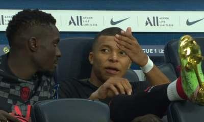 Futebol: A raiva de Mbappe contra Neymar, Aquele vagabundo não passa para mim