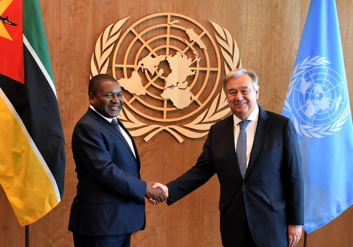 Moçambique já reúne apoio à candidatura a Conselho de Segurança da ONU