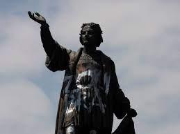 A estátua de Colombo na Cidade do México será substituída por um monumento  em homenagem às mulheres indígenas - G1 News