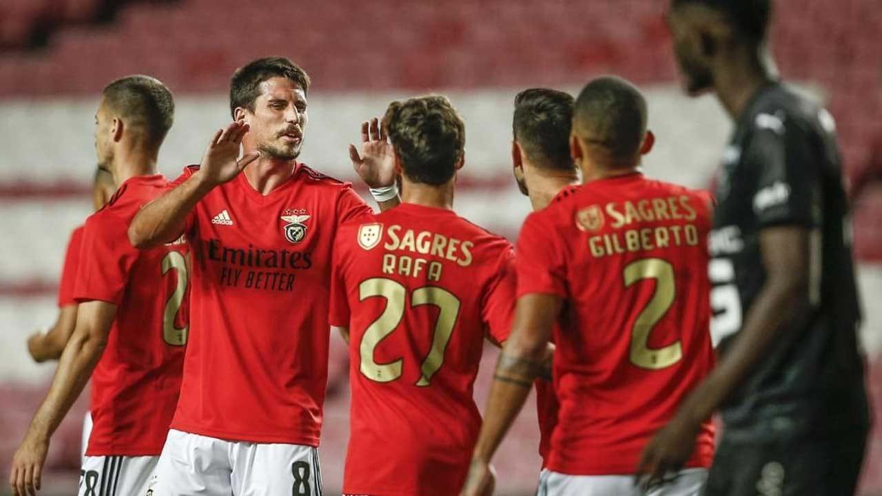 Resumo de quarta-feira: Benfica brilha, Ronaldo volta a decidir