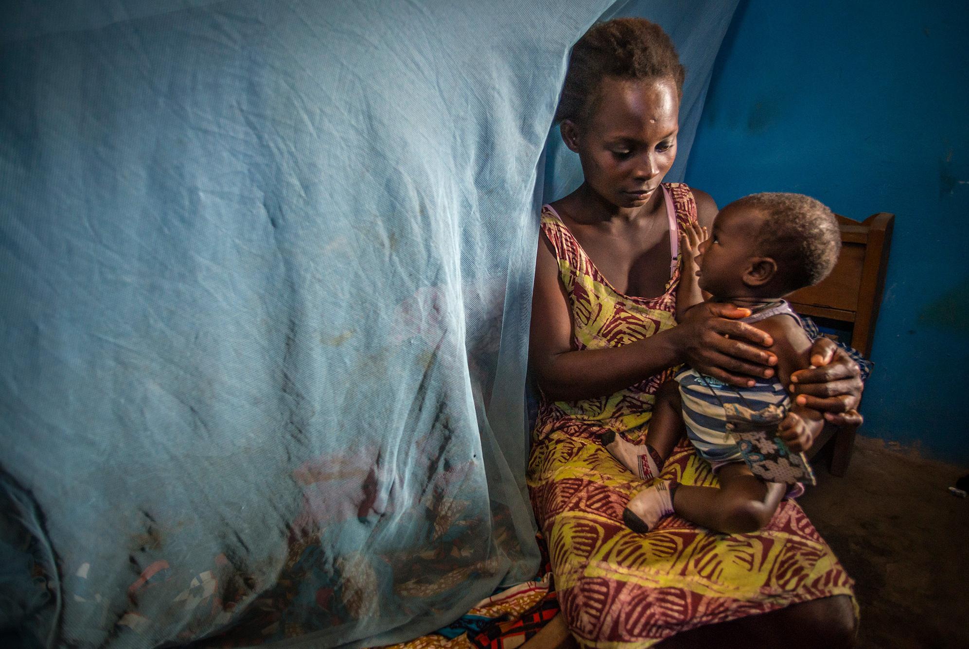 Moçambique: Malária e pneumonia principais causas da mortalidade infantil