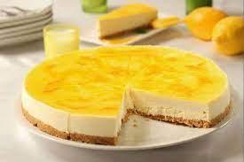 Receitas: A doçura do Cheesecake de limão