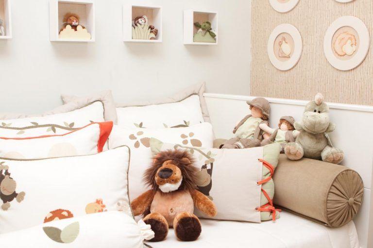 Decoração: Como decorar um quarto de bebé?
